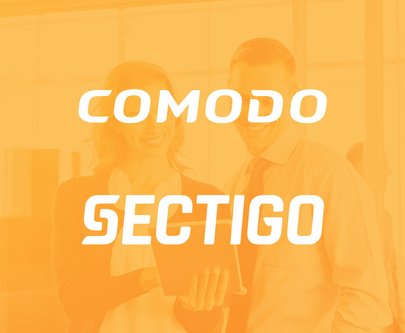 Comodo is now Sectigo